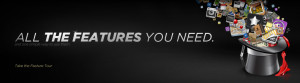 We have all the features you need.